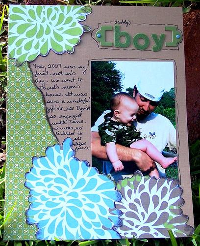 Daddy's Boy(october)
